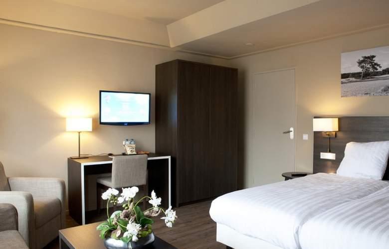Fletcher Hotel-Restaurant Het Witte Huis Soest - Room - 2