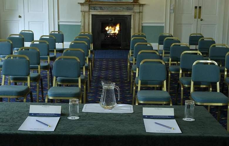 Best Western George Hotel Lichfield - Conference - 115