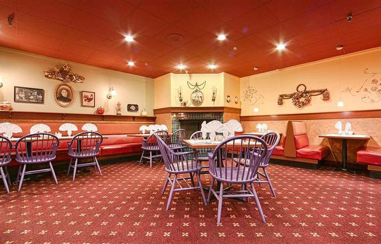 Best Western Ocean View Resort - Restaurant - 86