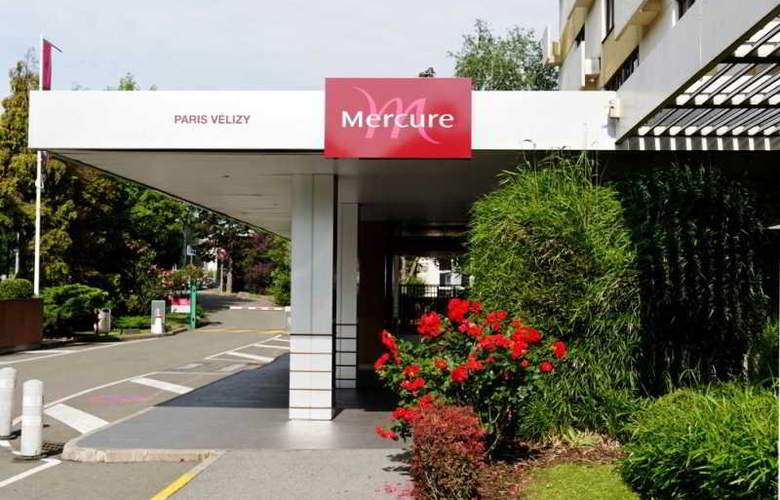 Mercure Paris-Velizy - Hotel - 0