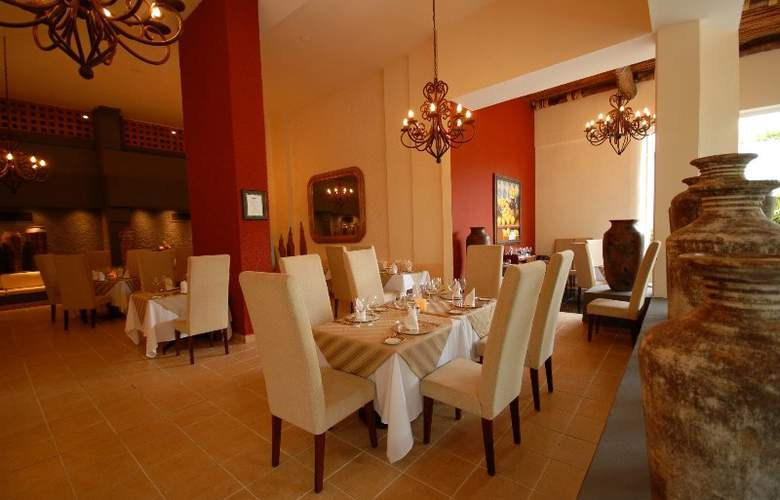 Grand Oasis Palm - Restaurant - 10