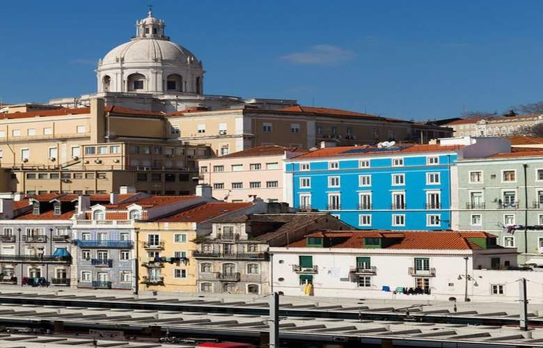Hello Lisbon Santa Apolonia Apartments - Hotel - 0