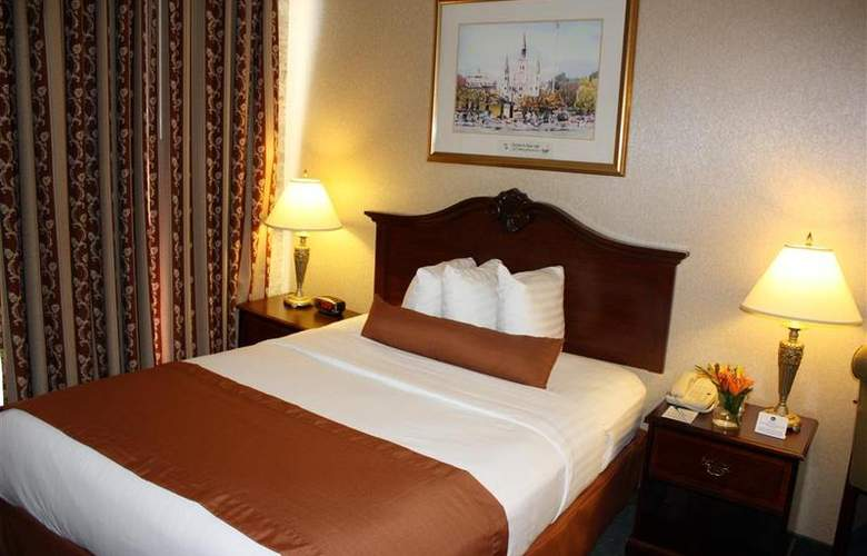 Best Western Plus St. Christopher - Room - 70