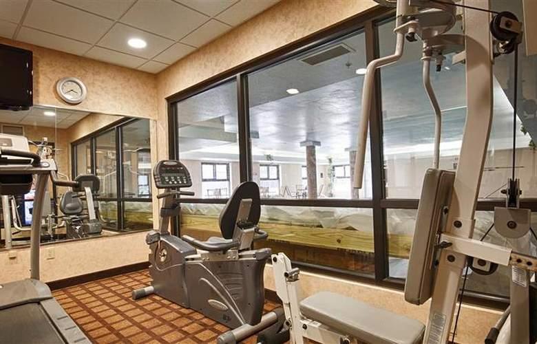 Best Western Inn & Suites - Midway Airport - Sport - 58