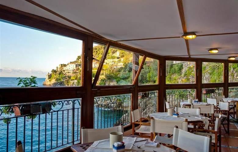 Ravello Art Marmorata - Restaurant - 18
