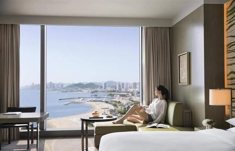 Grand Hyatt Dalian - Hotel - 27