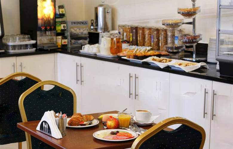 Best Western London Highbury - Restaurant - 33