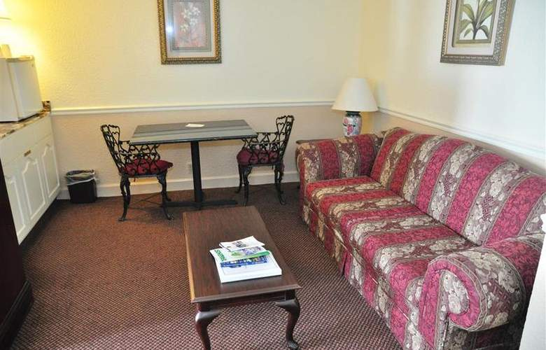 Best Western Chateau Louisianne - Room - 163