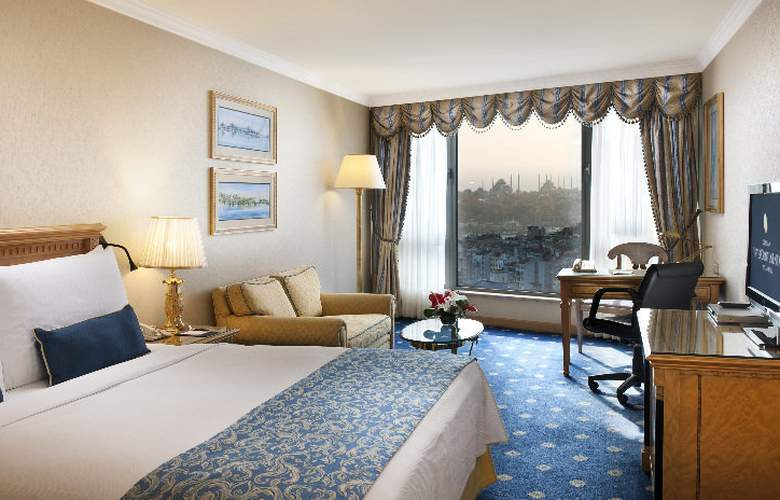 Ceylan Intercontinental - Room - 4