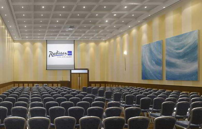 Radisson Blu Hotel & Spa Galway - Conference - 11
