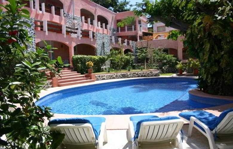 Zihua Caracol - Pool - 0
