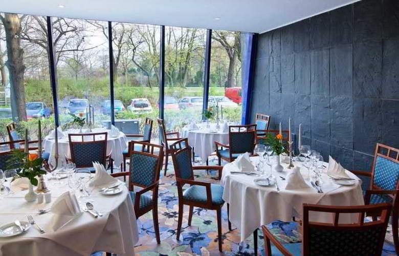 Holiday Inn Berlin Mitte - Restaurant - 21