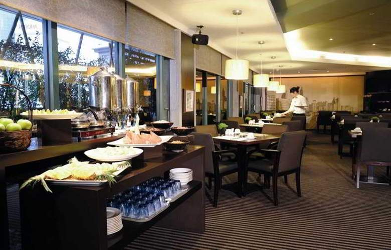 Pacific Business Hotel - Restaurant - 14