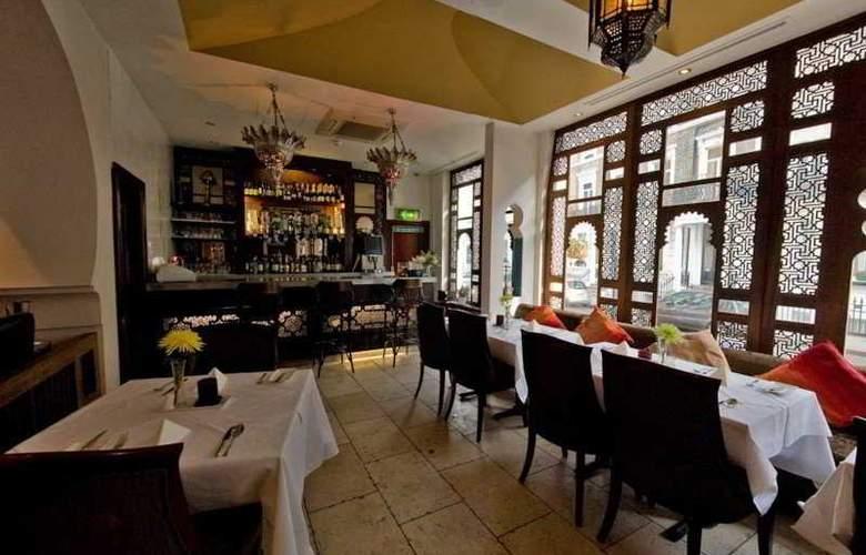 Paddington Court Rooms - Restaurant - 4