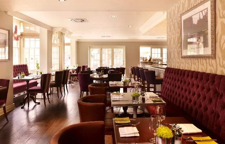 The Arden Hotel - Restaurant - 18
