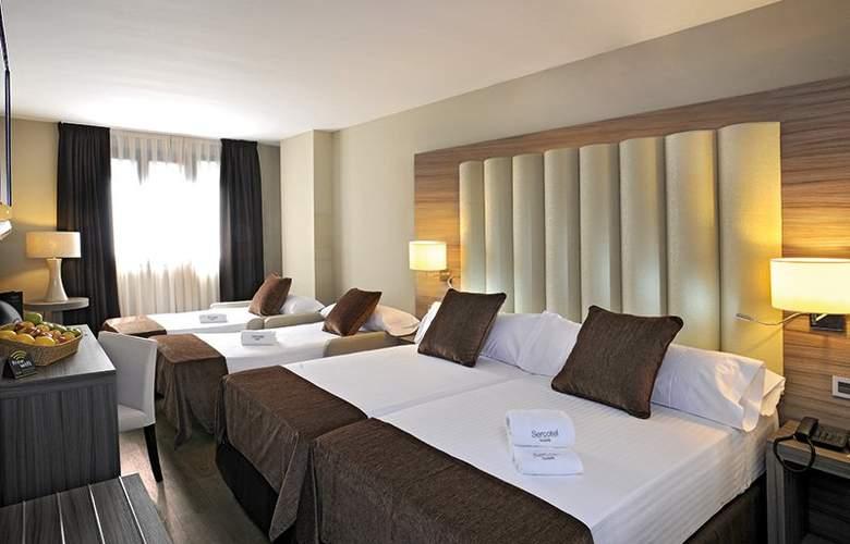 Sercotel Gran Luna de Granada - Room - 1