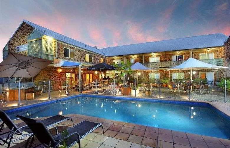 Best Western The Gregory Terrace Brisbane - Hotel - 5