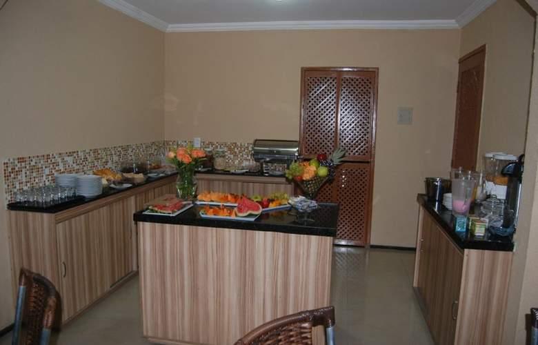 Angica Golden Hotel - Restaurant - 1