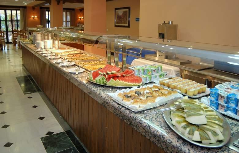 Ilunion Mijas - Restaurant - 19
