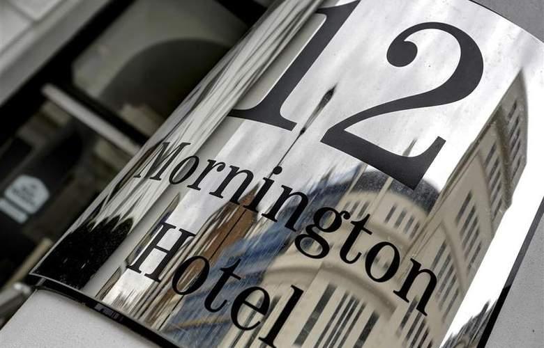 Best Western Mornington Hotel London Hyde Park - Hotel - 62