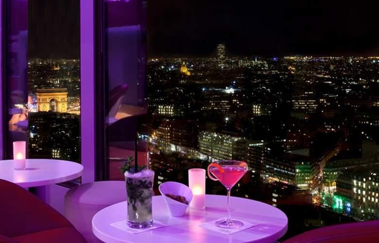 Hyatt Regency Paris Etoile - Restaurant - 25