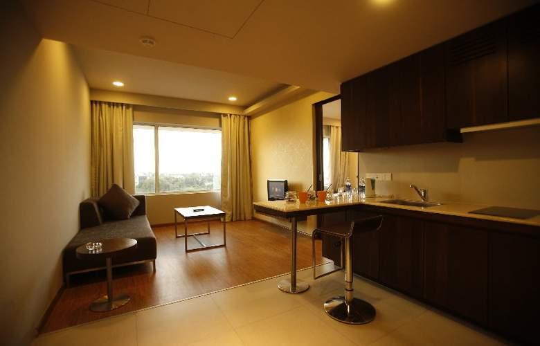 Keys Hotels Whitefield Bengaluru - Room - 3