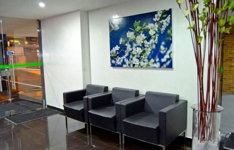 Apartahotel 122 Plaza - General - 7