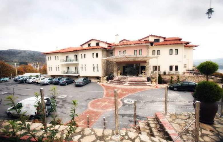 Afkos Grammos Resort - Hotel - 5