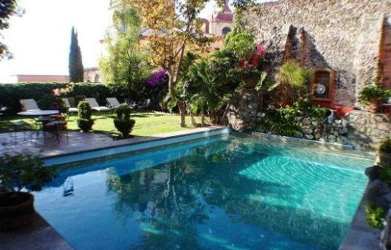 Villa Rivera San Miguel de Allende Boutique - Pool - 5