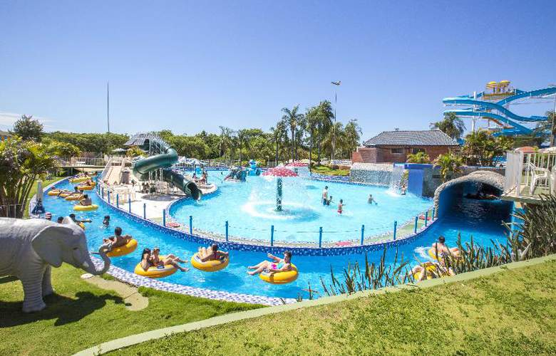 Panorama & Aquamania Resort - Sport - 26