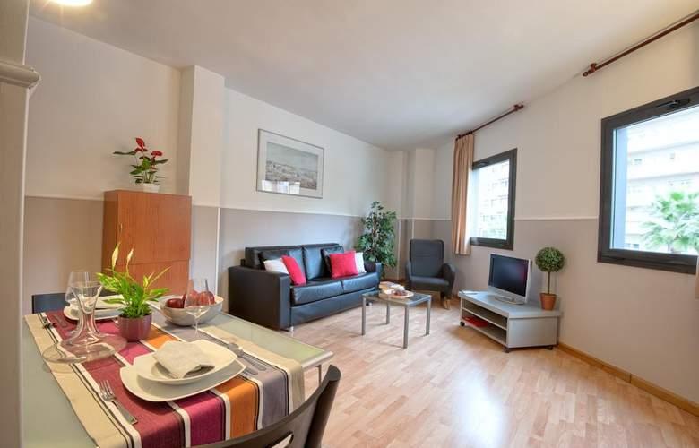 Sata Apartamentos Park Guell Área - Room - 1