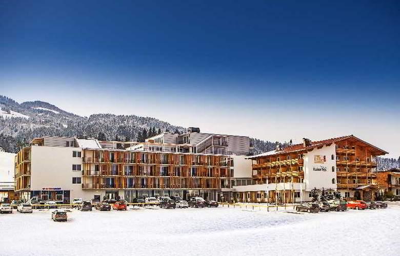lti alpenhotel Kaiserfels - Hotel - 0