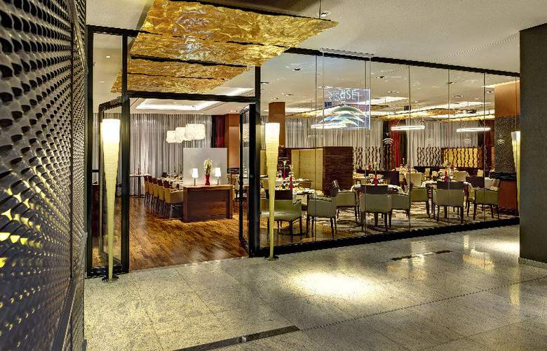 Hilton Frankfurt Airport - Restaurant - 10