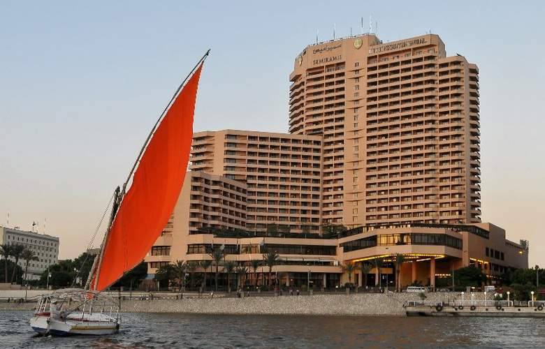 Intercontinental Cairo Semiramis - General - 2