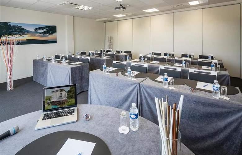 Best Western Hotel De L´Arbois - Conference - 24