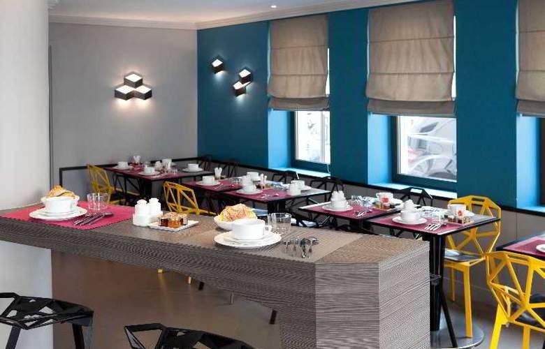 Eiffel Capitol - Restaurant - 14