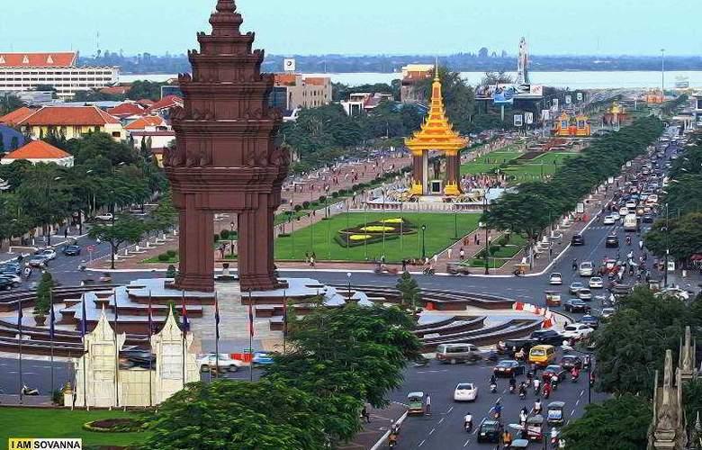 Imperial Garden Villa & Hotel Phnom Penh - Hotel - 11