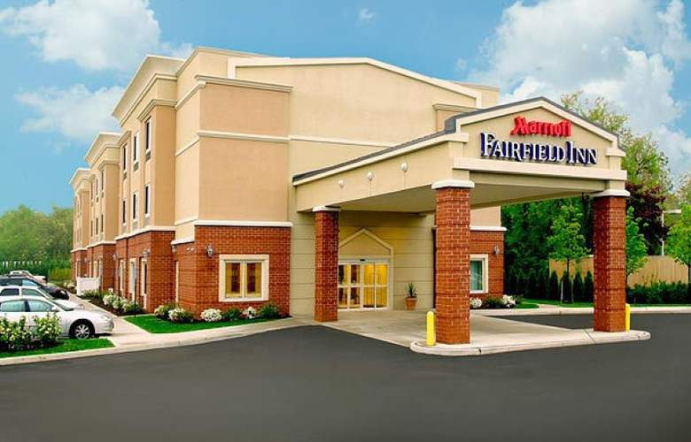 Fairfield Inn Medford Long Island - Hotel - 0