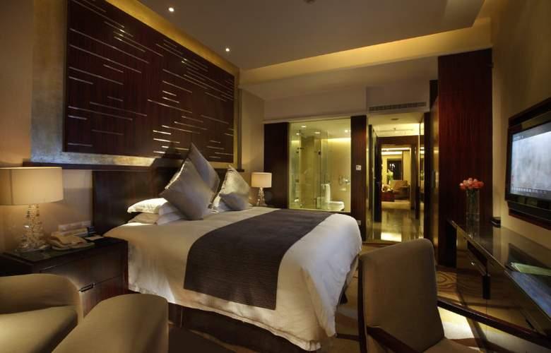 Kingdom Narada Grand Hotel Yiwu - Room - 17