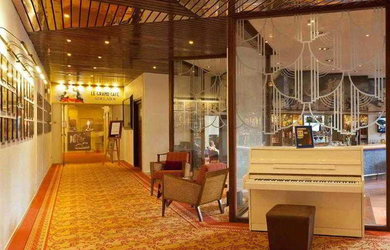 Mercure Thalassa Aix-Les-Bains Ariana - Hotel - 34