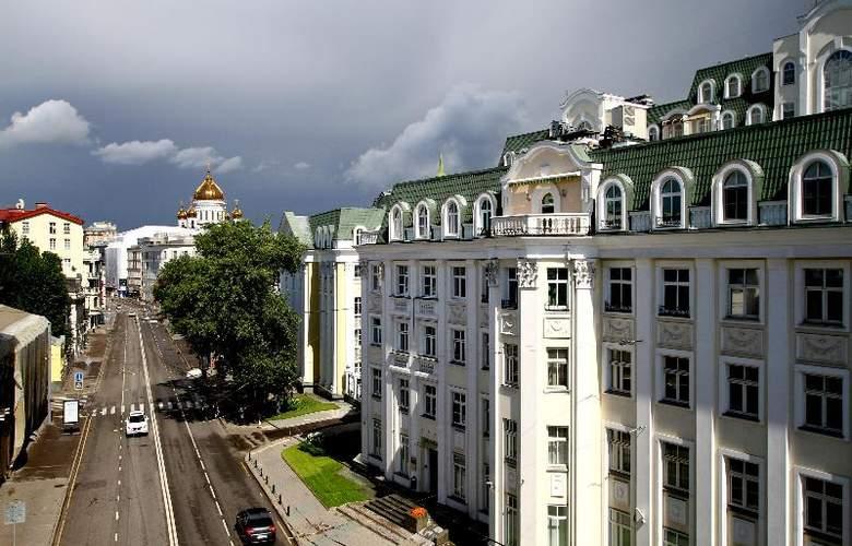 Kebur Palace - Hotel - 1