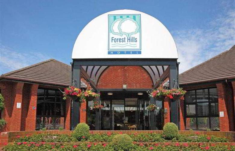 Best Western Forest Hills Hotel - Hotel - 143