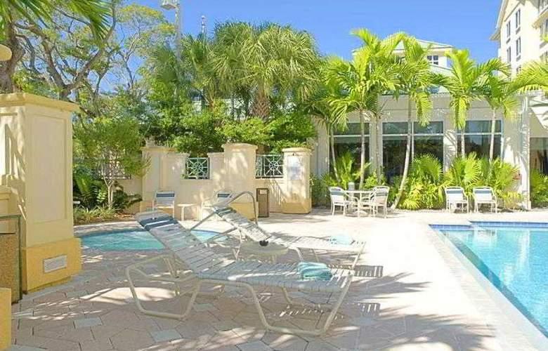 Hilton Garden Inn Ft. Lauderdale Airport-Cruise Port - Pool - 20