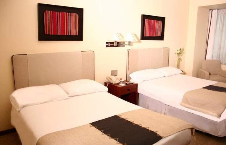 Almacruz Hotel y Centro de Convenciones - Room - 2