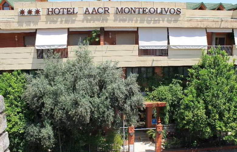 AACR Monteolivos - Hotel - 0