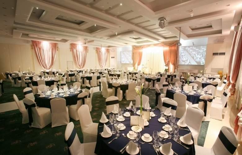 New Hilltop Hotel - Restaurant - 16