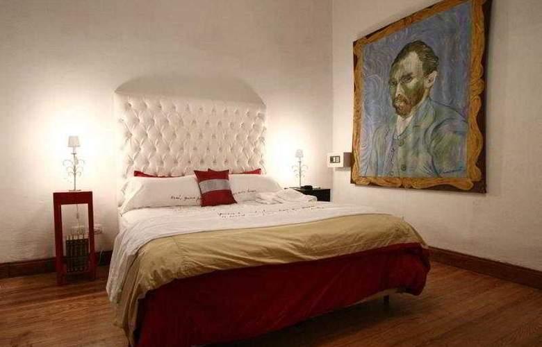 Baucis Palermo Boutique Hotel - Room - 3