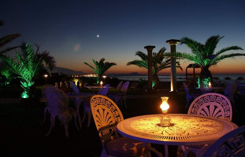Odyssia Beach Hotel - Terrace - 7