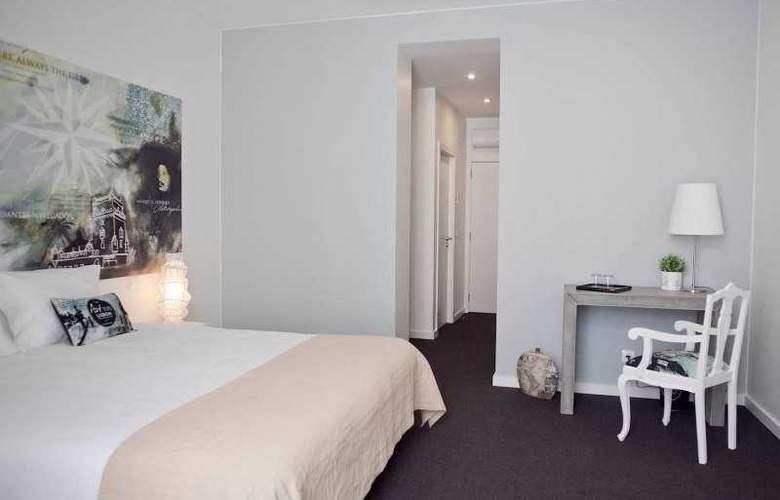 The Art Inn Lisbon - Room - 10