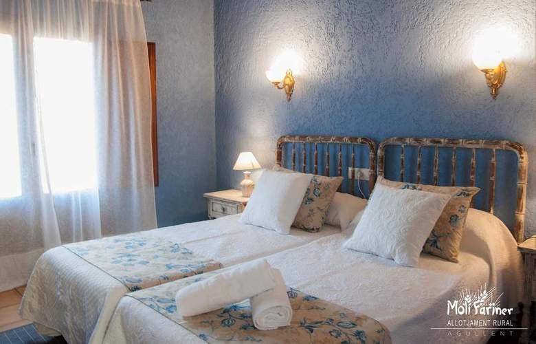 Alojamiento Rural Molí Fariner - Room - 4